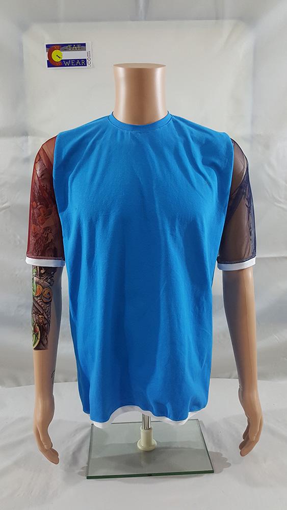 420 TatWear 3/4 Sleeved Men's Front