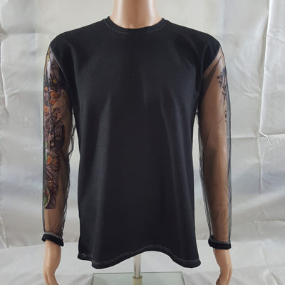 420 TatWear Long Sleeved Men's Front