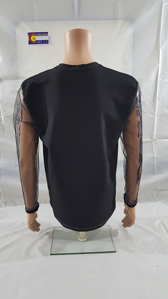 420 TatWear Long Sleeved Men's Back