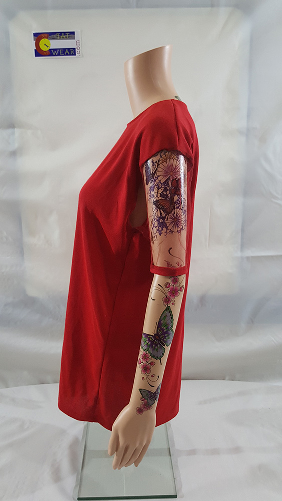 420 TatWear Left Sleeve Women's Left