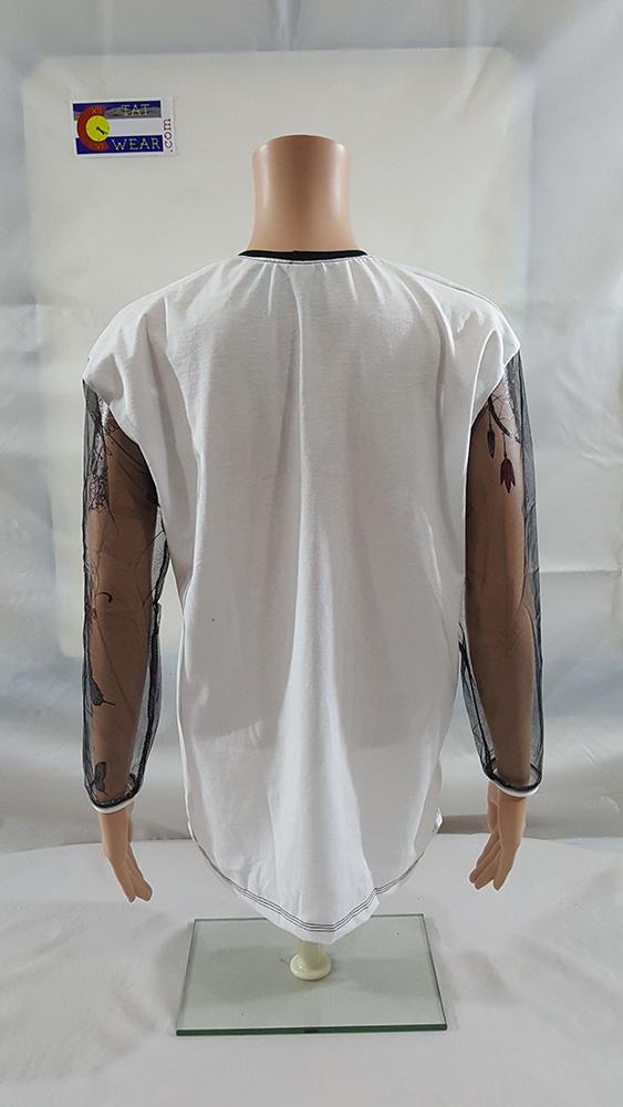 420 TatWear Long Sleeve Women's Back